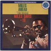 Miles Davis Miles Ahead USA vinyl LP