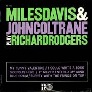 Miles Davis Miles Davis & John Coltrane Play Richard Rodgers UK vinyl LP