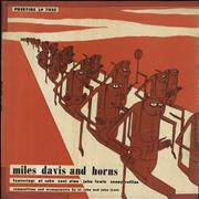 Click here for more info about 'Miles Davis And Horns - 2nd'
