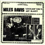 Click here for more info about 'Miles Davis - Miles Davis, Lockjaw Davis & Art Blakey'