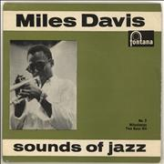 Click here for more info about 'Miles Davis - Miles Davis No. 2 - Sounds Of Jazz EP'