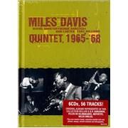 Miles Davis Miles Davis Quintet 1965-1968 UK cd album box set