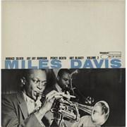 Miles Davis Miles Davis Volume 2 Netherlands vinyl LP