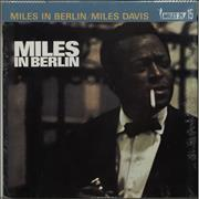 Miles Davis Miles In Berlin Japan vinyl LP