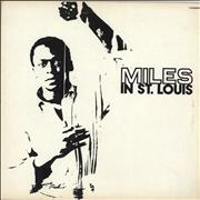 Miles Davis Miles In St. Louis USA vinyl LP