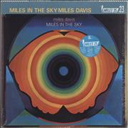 Click here for more info about 'Miles Davis - Miles In The Sky - Sealed'