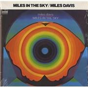 Miles Davis Miles In The Sky Japan vinyl LP