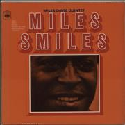 Click here for more info about 'Miles Davis - Miles Smiles - EX'