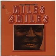 Miles Davis Miles Smiles - EX UK vinyl LP