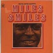 Miles Davis Miles Smiles UK vinyl LP