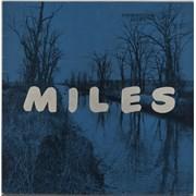 Miles Davis Miles Italy vinyl LP