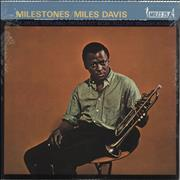 Miles Davis Milestones + Obi & Sealed Japan vinyl LP