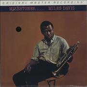 Miles Davis Milestones USA vinyl LP