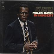 Click here for more info about 'Miles Davis - My Funny Valentine - 2 Eye - Sealed Vinyl'