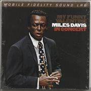 Click here for more info about 'Miles Davis - My Funny Valentine - Sealed'