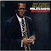 Miles Davis My Funny Valentine Japan super audio CD