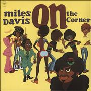 Click here for more info about 'Miles Davis - On The Corner - Sealed'