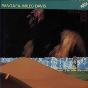 Miles Davis Pangaea Japan vinyl LP