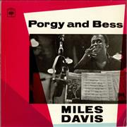 Click here for more info about 'Miles Davis - Porgy And Bess - plain orange label'