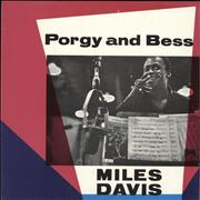 Click here for more info about 'Miles Davis - Porgy And Bess - Red Label'