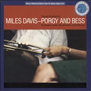 Miles Davis Porgy And Bess USA vinyl LP