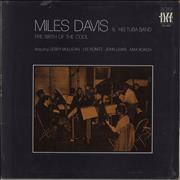 Miles Davis Pre-Birth Of The Cool Italy vinyl LP