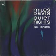 Click here for more info about 'Miles Davis - Quiet Nights'
