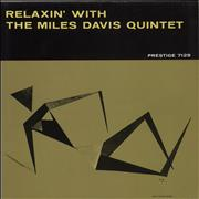 Click here for more info about 'Miles Davis - Relaxin' With The Miles Davis Quintet'