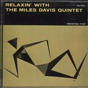 Click here for more info about 'Miles Davis - Relaxin''