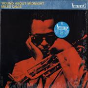 Click here for more info about 'Miles Davis - 'Round About Midnight + Obi & Sealed'
