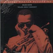 Miles Davis Round About Midnight - 180g USA vinyl LP