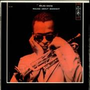 Click here for more info about 'Miles Davis - 'Round About Midnight - 2-eye Columbia'
