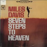 Click here for more info about 'Miles Davis - Seven Steps To Heaven - 180gm'