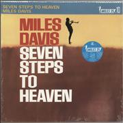 Click here for more info about 'Miles Davis - Seven Steps To Heaven - Sealed'