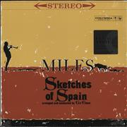 Click here for more info about 'Miles Davis - Sketches Of Spain - 180gm - Sealed'