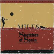 Miles Davis Sketches Of Spain - 180gm USA vinyl LP
