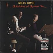 Click here for more info about 'Miles Davis - Sketches Of Spain - 180gm'