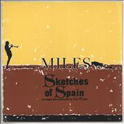Click here for more info about 'Miles Davis - Sketches Of Spain - 180gram Vinyl + Shrinkwrap'