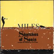 Click here for more info about 'Miles Davis - Sketches Of Spain - Red Label'