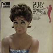 Miles Davis Someday My Prince Will Come - VG UK vinyl LP