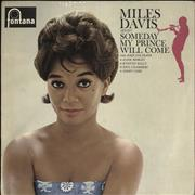 Click here for more info about 'Miles Davis - Someday My Prince Will Come'