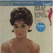 Miles Davis Someday My Prince Will Come Japan vinyl LP