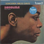 Click here for more info about 'Miles Davis - Sorcerer - Sealed'