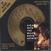 Click here for more info about 'Steamin' With The Miles Davis Quintet - Sealed'