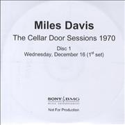 Click here for more info about 'Miles Davis - The Cellar Door Sessions 1970'