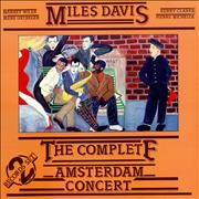 Miles Davis The Complete Amsterdam Concert France 2-LP vinyl set
