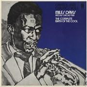 Miles Davis The Complete Birth Of The Cool USA vinyl LP