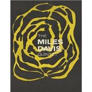 Miles Davis The Miles Davis Quintet UK tour programme
