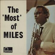 Click here for more info about 'Miles Davis - The 'Most' Of Miles - EX'
