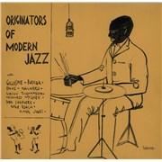 Miles Davis The Originators Of Modern Jazz UK acetate
